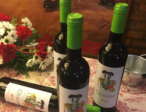 Pago de Almaraes fusiona «El Arte y El Vino» con su nuevo vino «CHICOTE»